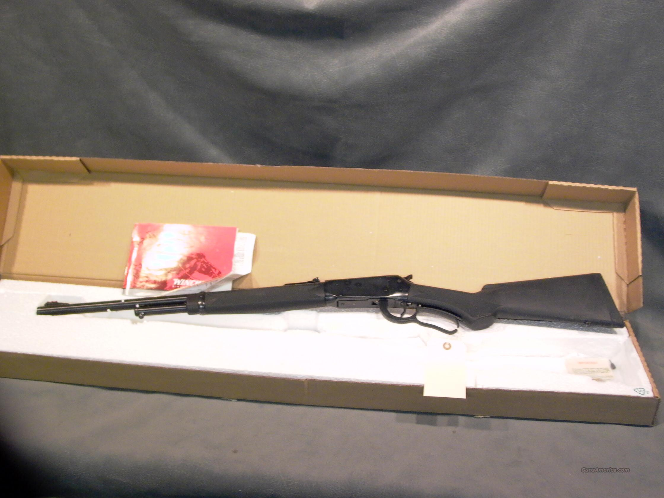 Winchester M94 Black Shadow 444Marlin  Guns > Rifles > Winchester Rifles - Modern Lever > Model 94 > Post-64