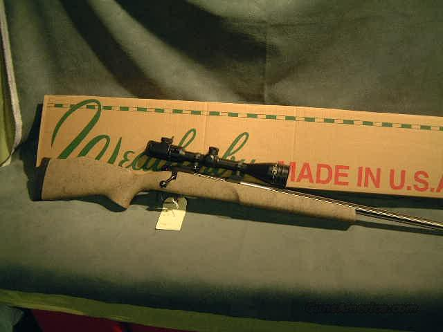 Weatherby Varmintmaster 22-250  Guns > Rifles > Weatherby Rifles > Tactical
