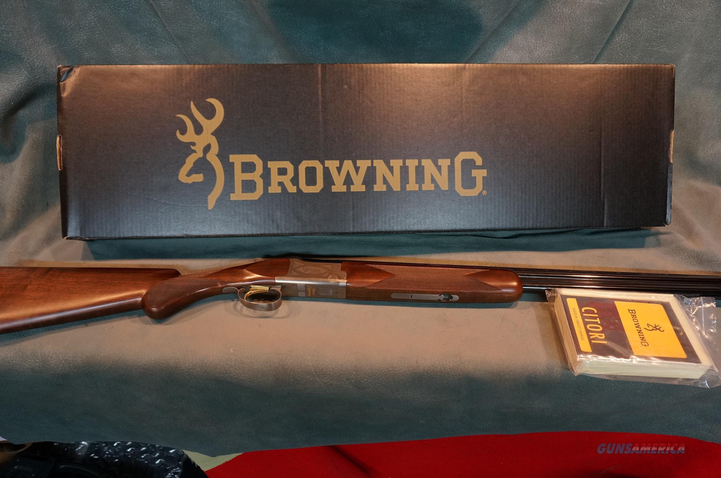 "Browning White Lightning 16ga 28""  Guns > Shotguns > Browning Shotguns > Over Unders > Citori > Hunting"