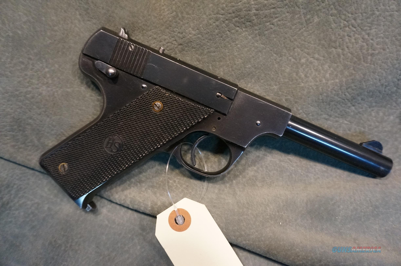 Hi Standard Model B Type II 22LR  Guns > Pistols > High Standard Pistols