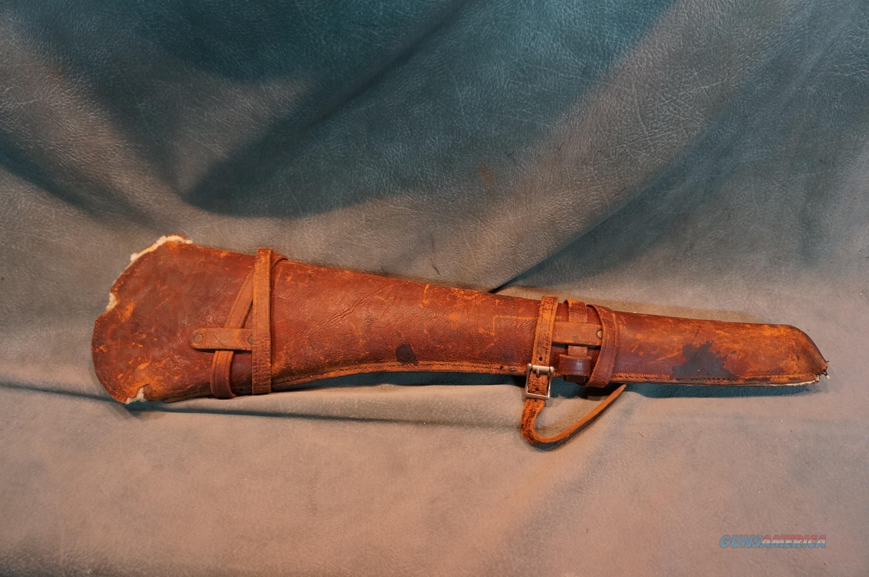 Antique fleece lined scabbard ON SALE!  Non-Guns > Gun Cases