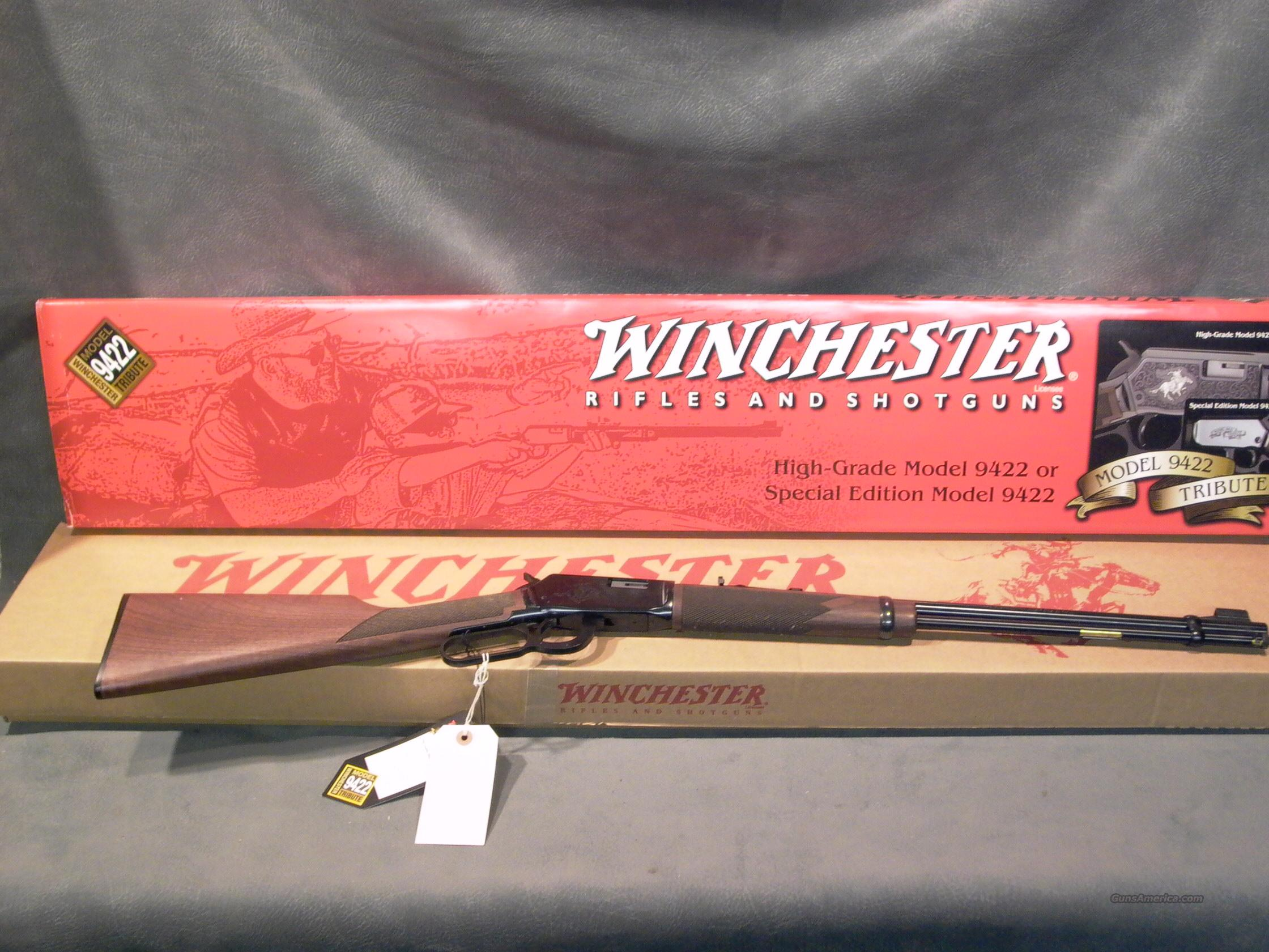 Winchester 9422 Final Tribute 22l-lr  Guns > Rifles > Winchester Rifles - Modern Lever > Other Lever > Post-64