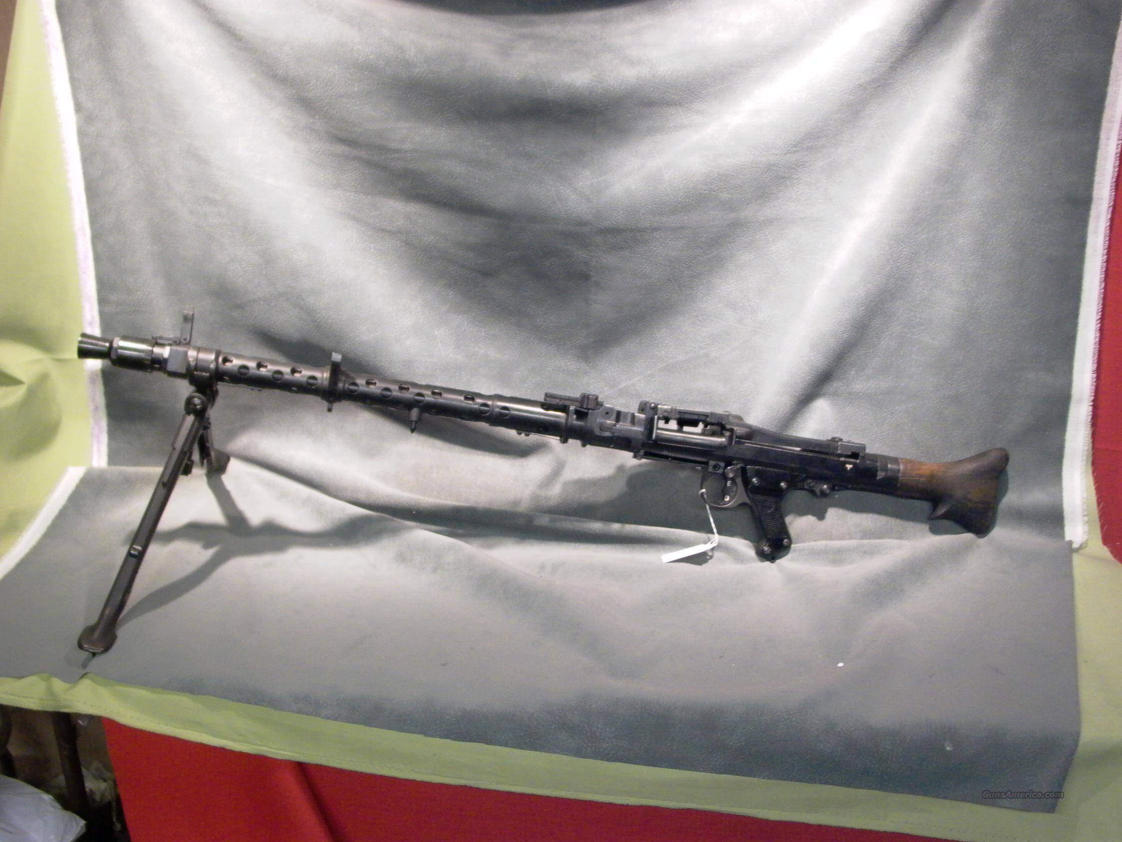 MG 34 8mm semi auto TNW  Guns > Rifles > Military Misc. Rifles Non-US > Other
