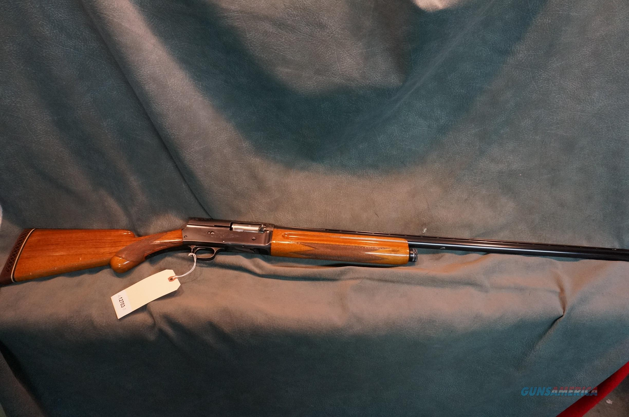 "Browning A5 Magnum 12ga 3"" 32"" full choke  Guns > Shotguns > Browning Shotguns > Autoloaders > Hunting"