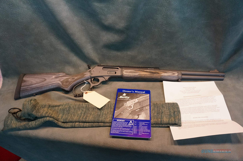 Marlin Custom Shop 1895SBL 45-70 Modern Lever Hunter NIB  Guns > Rifles > Marlin Rifles > Modern > Lever Action