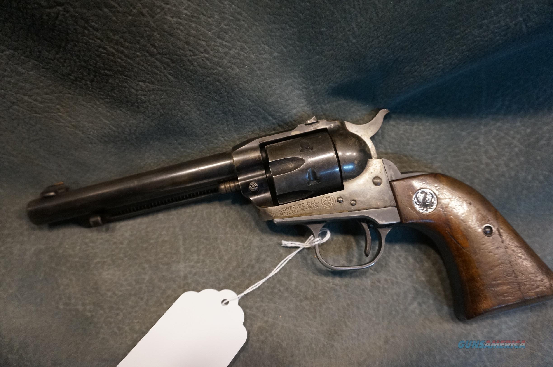 Ruger Old Model Single Six 22LR  Guns > Pistols > Ruger Single Action Revolvers > Single Six Type