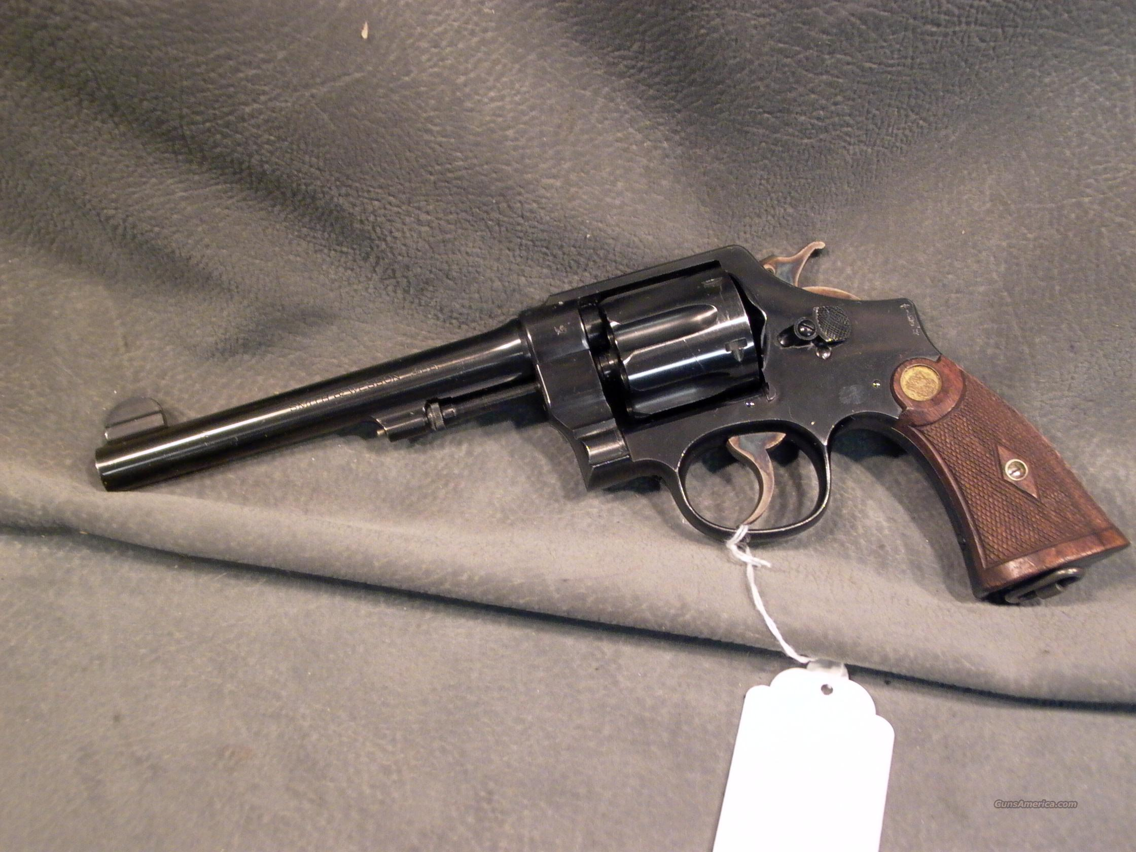 S+W Model 455 Hand Ejector 2nd Model  Guns > Pistols > Smith & Wesson Revolvers > Full Frame Revolver
