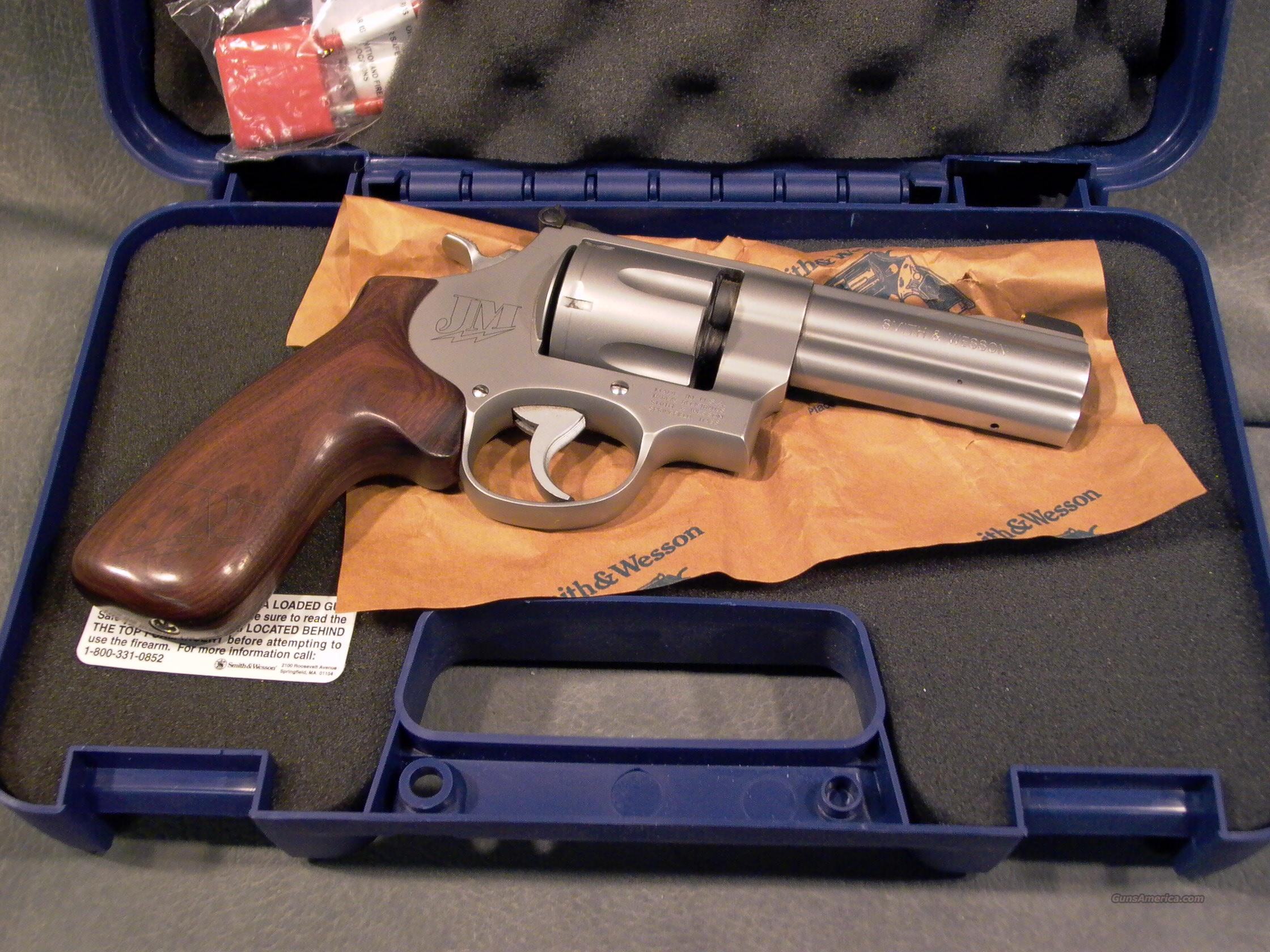 S+W 25-8 45ACP Jerry Miculek  Guns > Pistols > Smith & Wesson Revolvers > Full Frame Revolver