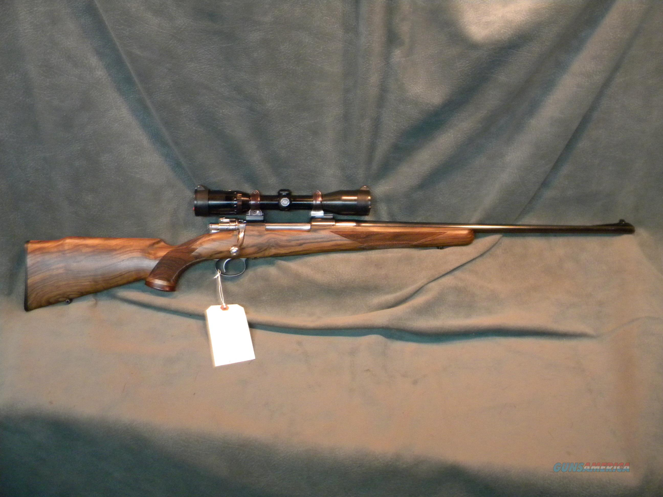 WOW Custom Mauser 7x57 Super Wood!!  Guns > Rifles > Custom Rifles > Bolt Action