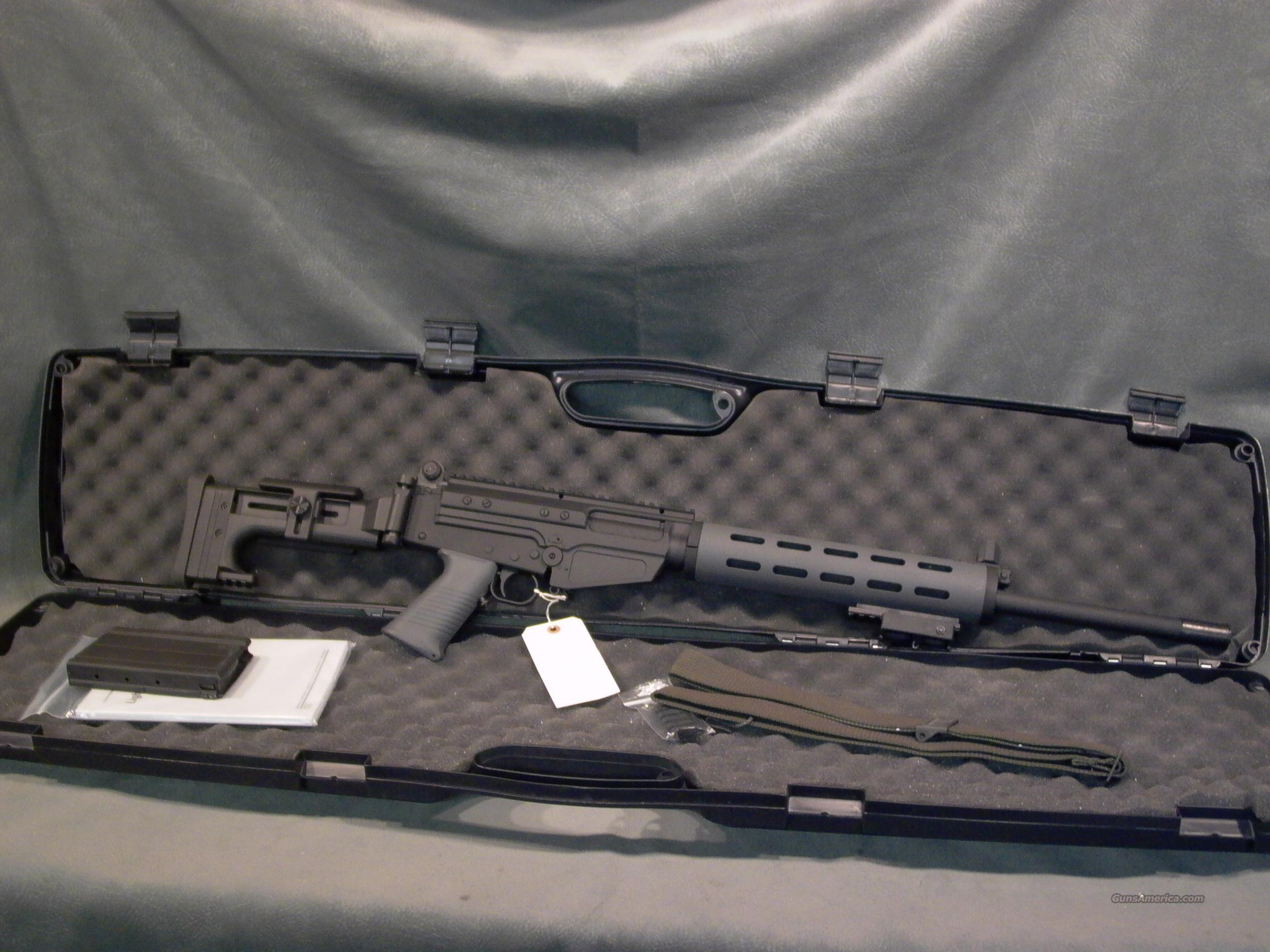 DSA Gray Wolf SA58 308Win  Guns > Rifles > Tactical/Sniper Rifles