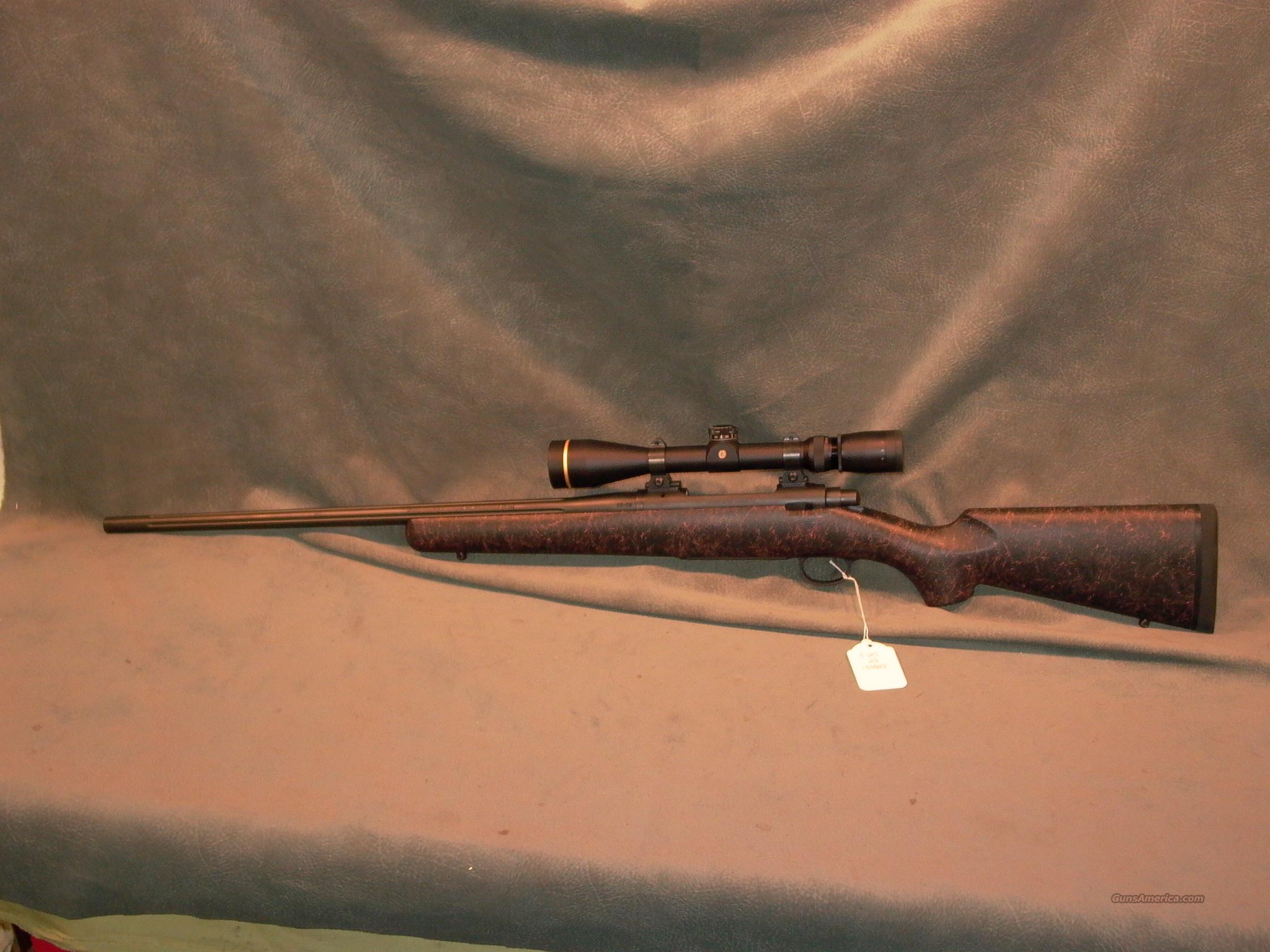 Cooper M52 Excaliber 25-06 w/scope  Guns > Rifles > Cooper Arms Rifles