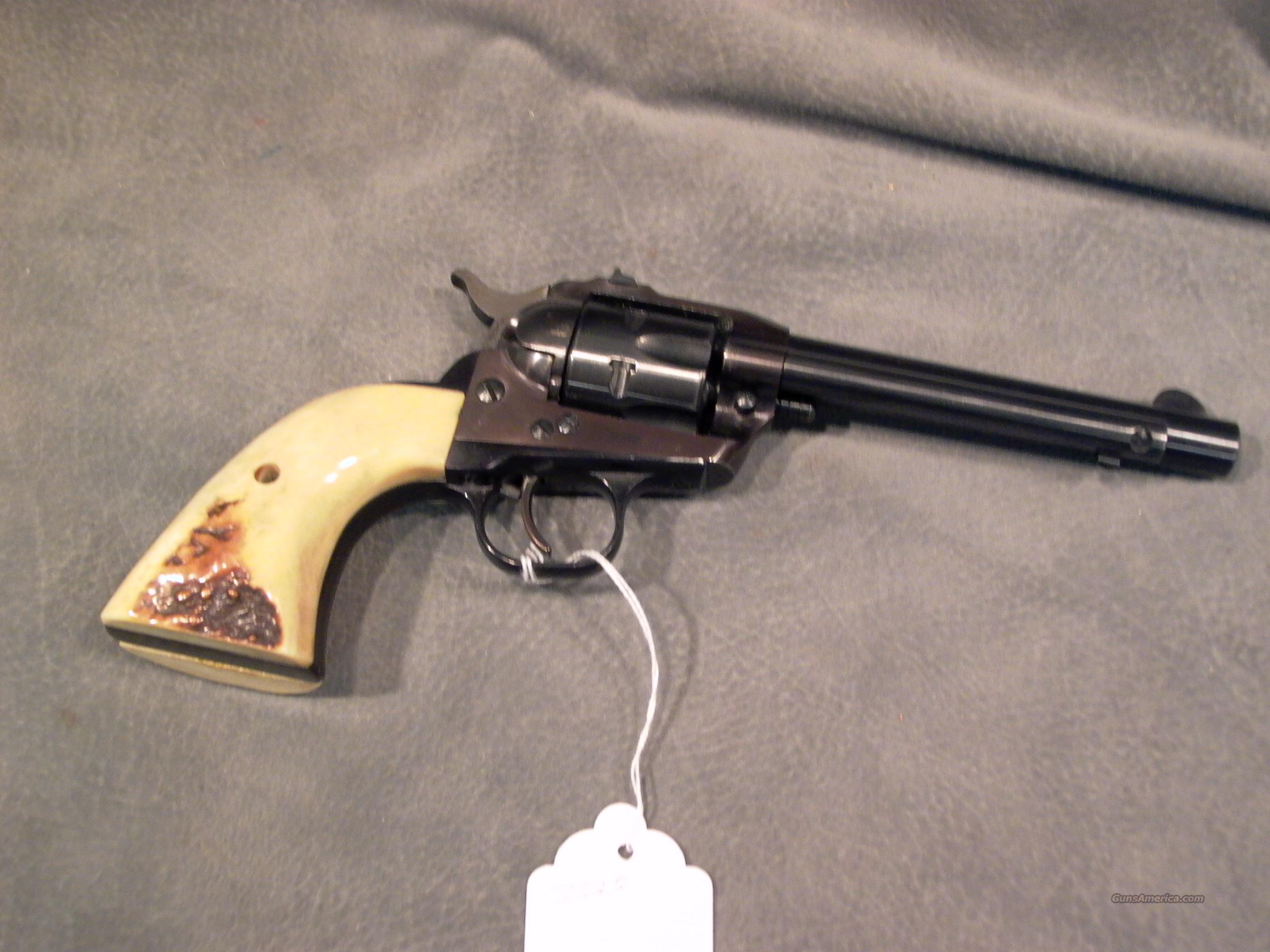 "Ruger Old Model Single Six 22LR 5 1/2""  Guns > Pistols > Ruger Single Action Revolvers > Single Six Type"