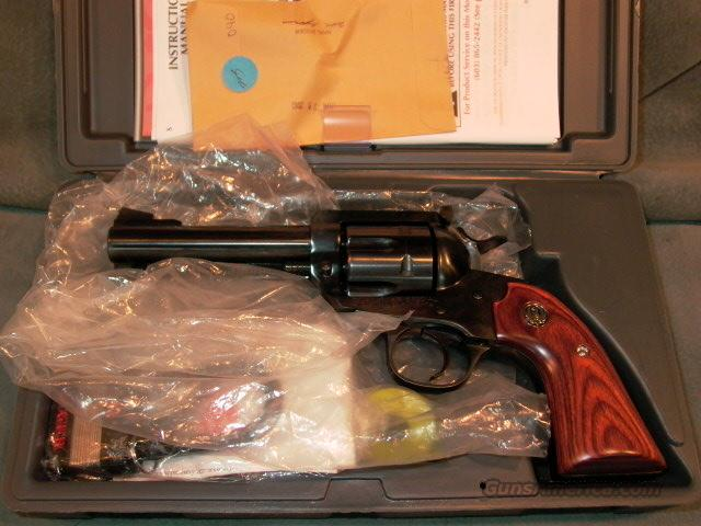 "Ruger Bisley Flattop 44Sp 4 3/4""  Guns > Pistols > Ruger Single Action Revolvers > Blackhawk Type"
