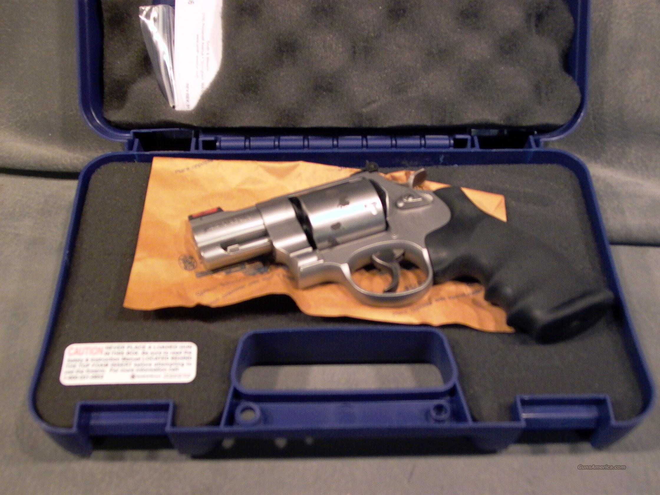S+W 629-6 44Mag Backpacker  Guns > Pistols > Smith & Wesson Revolvers > Model 629