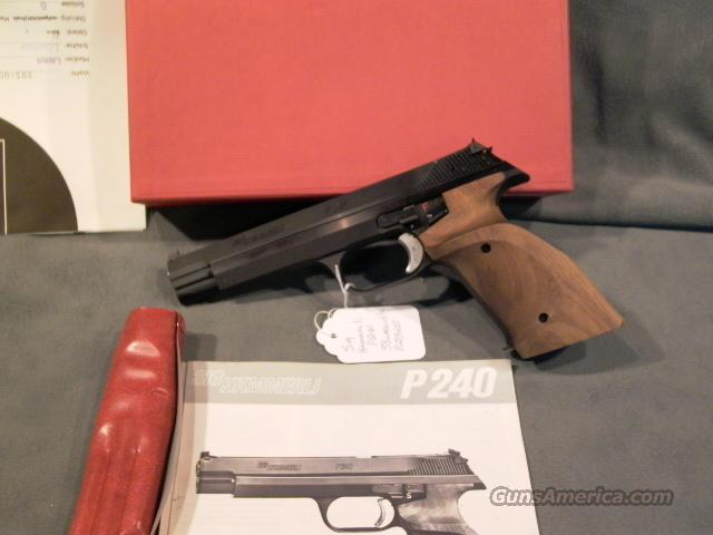 Sig P240 38 Wadcutter  Guns > Pistols > Sig - Sauer/Sigarms Pistols > Other
