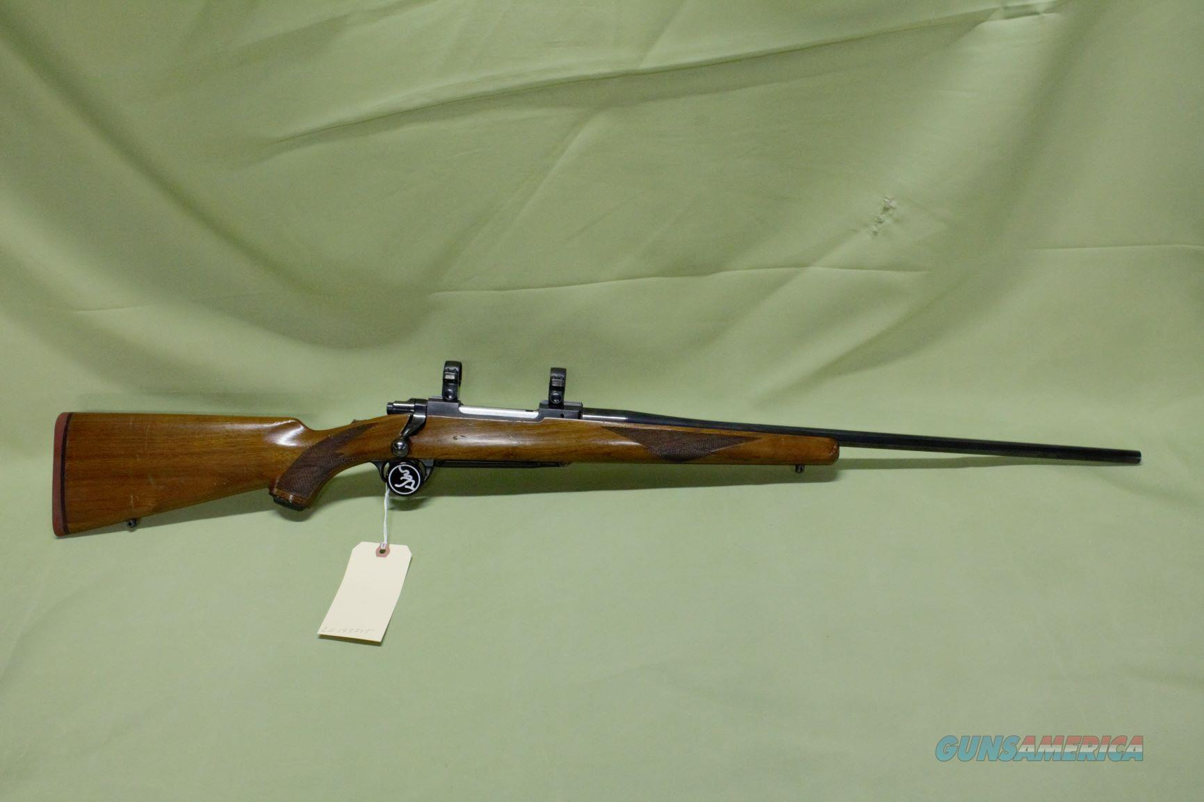 Ruger M77 7mm Rem Mag  Guns > Rifles > Ruger Rifles > Model 77