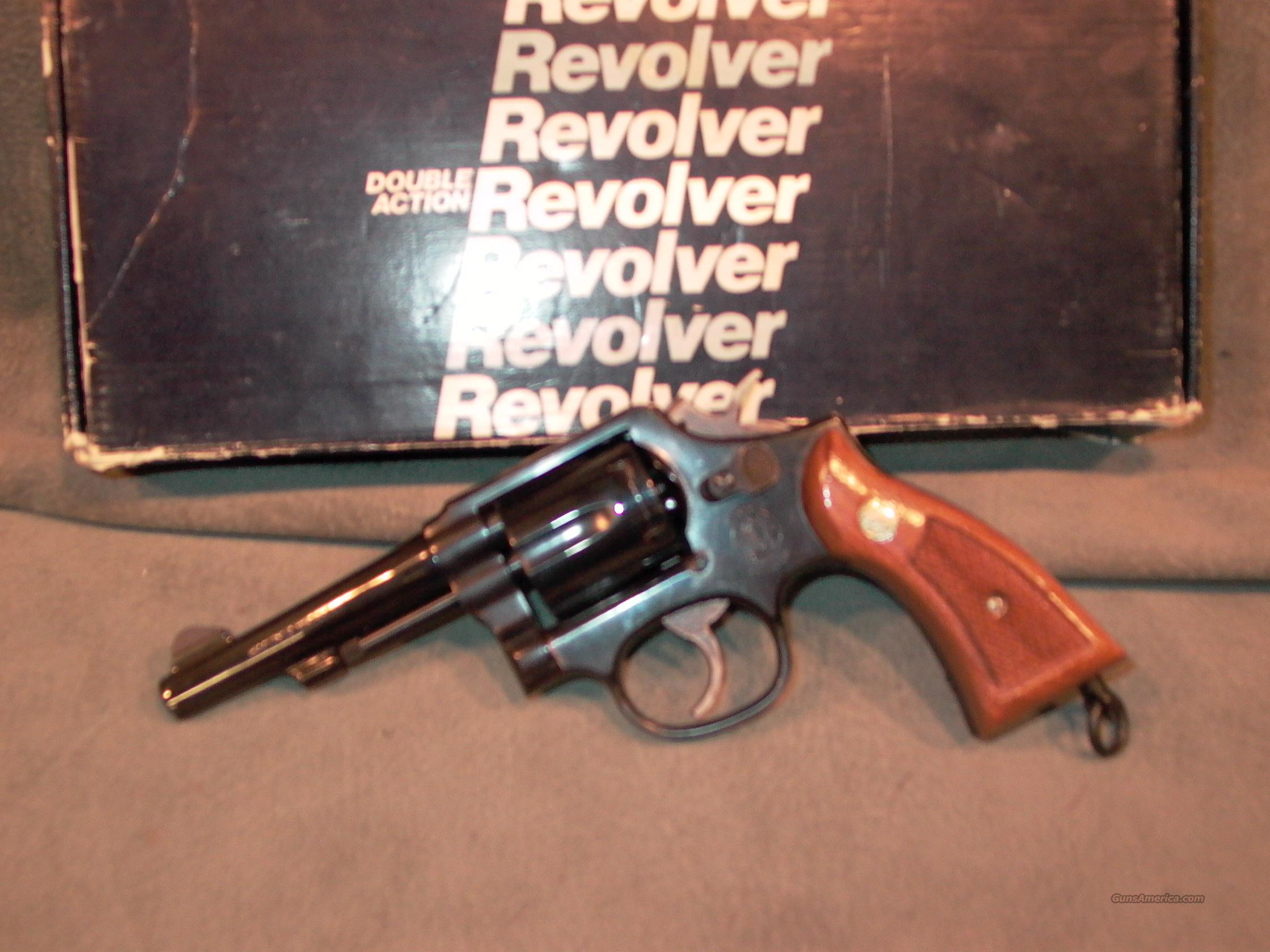 Smith & Wesson M10-9, 38SPL  Guns > Pistols > Smith & Wesson Revolvers > Full Frame Revolver