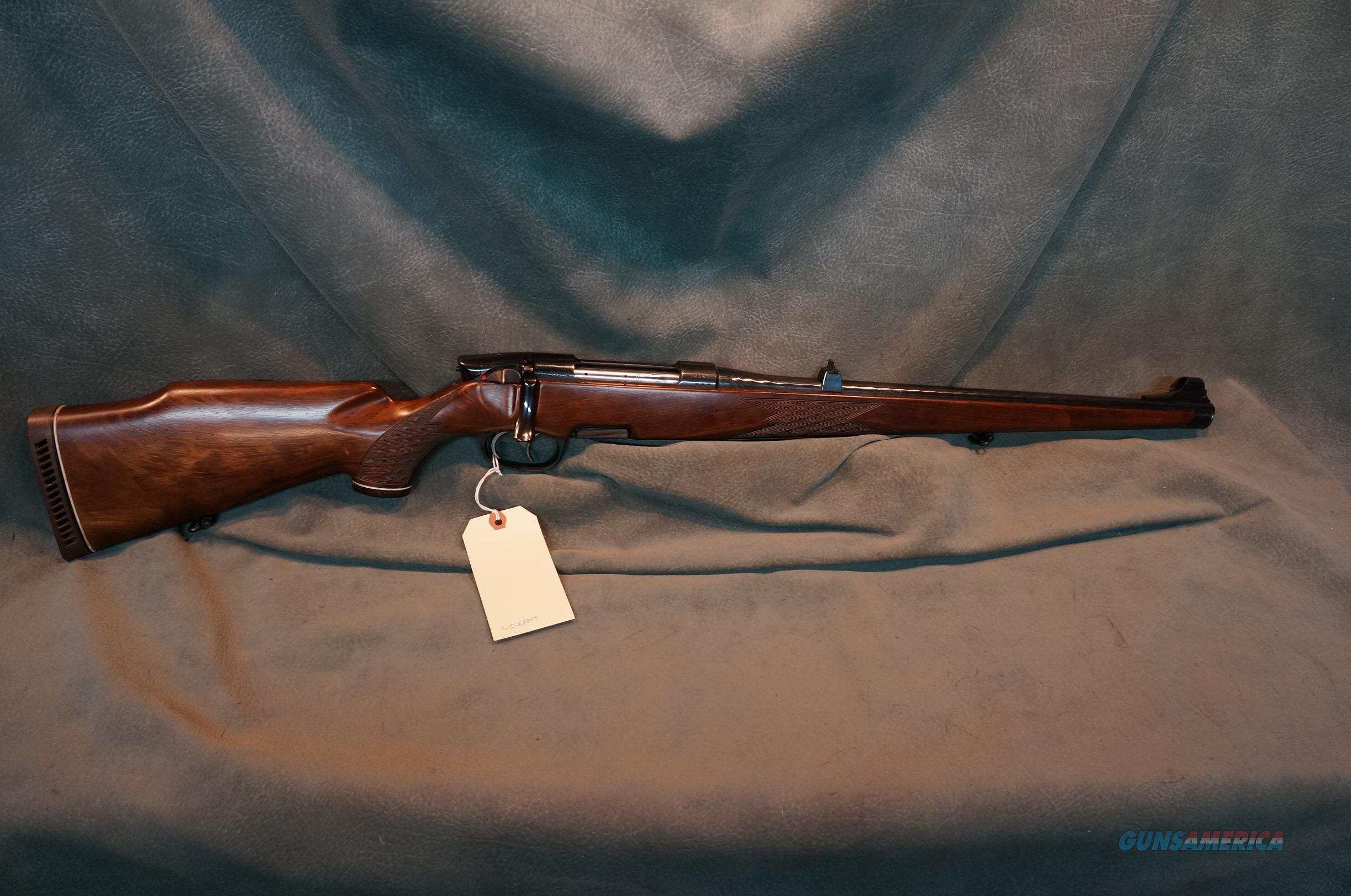 Steyr Mannlicher Model M 270 Full Stock DST  Guns > Rifles > Steyr Rifles