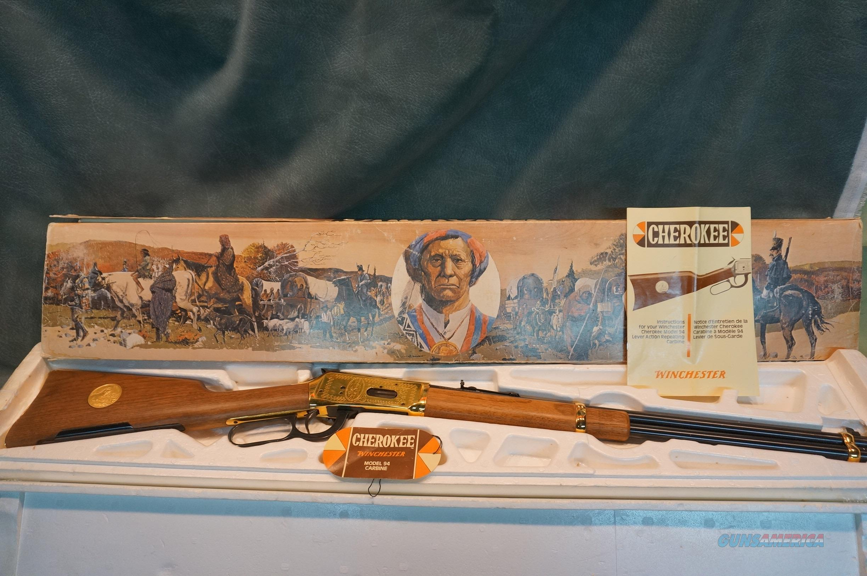 Winchester Model 94 Cherokee 30x30  Guns > Rifles > Winchester Rifle Commemoratives