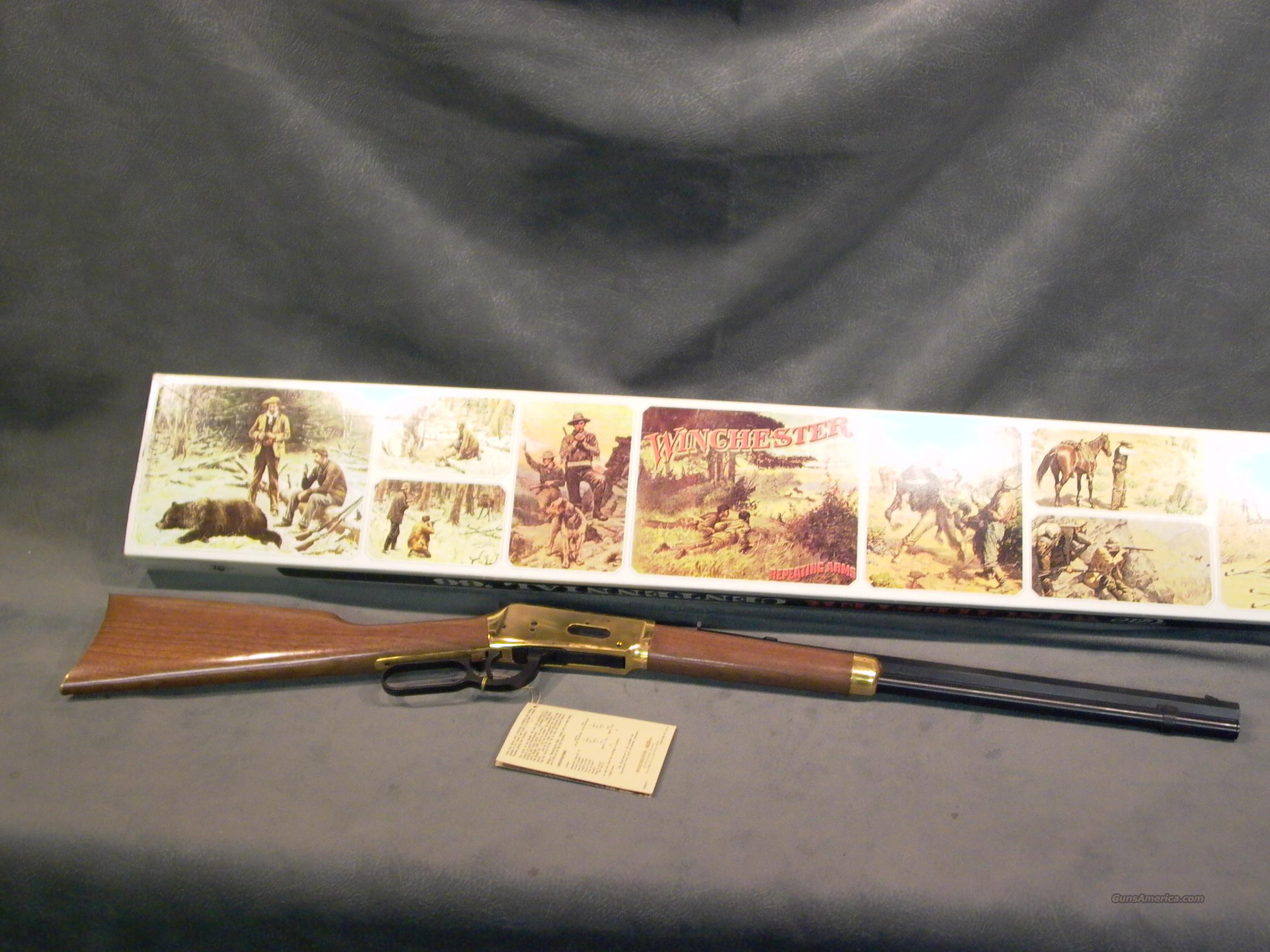 Winchester M94 66 Centennial 30x30  Guns > Rifles > Winchester Rifle Commemoratives