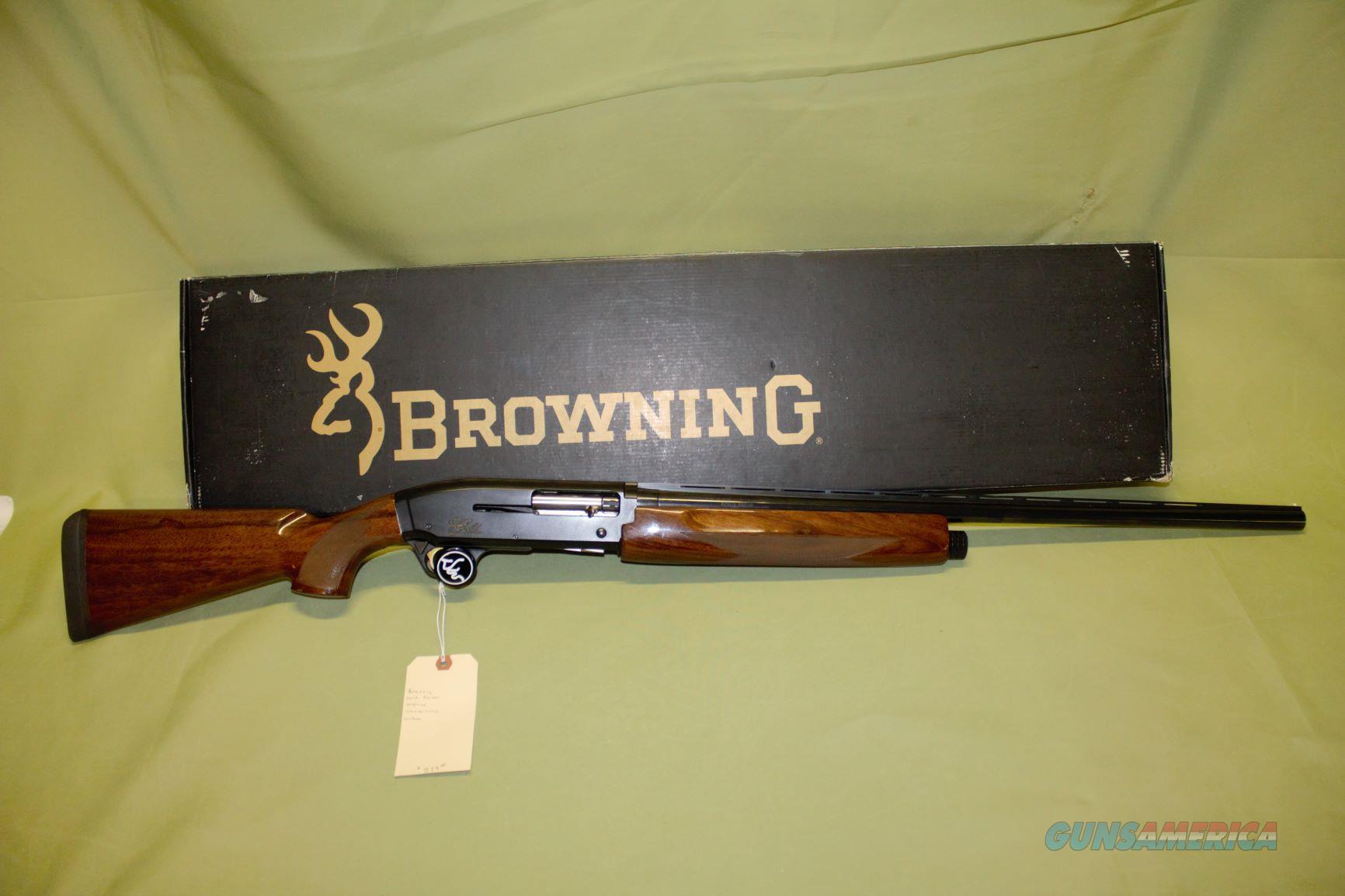 Browning Gold Hunter 20 Gauge Grade I   Guns > Shotguns > Browning Shotguns > Autoloaders > Hunting