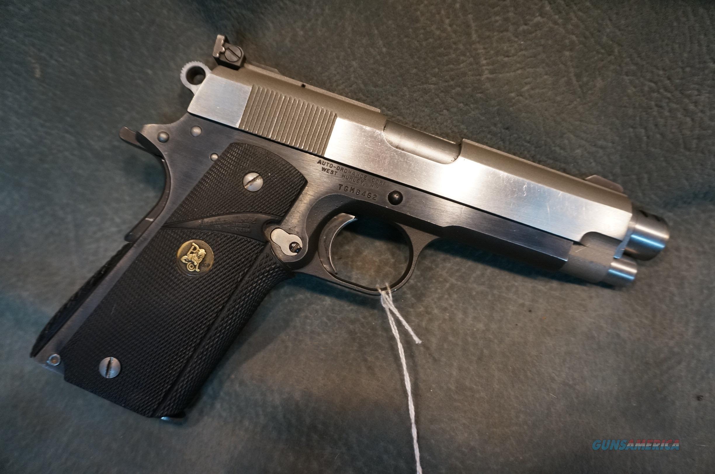 Auto Ordnance 1911 40 S+W  Guns > Pistols > Auto Ordnance Pistols