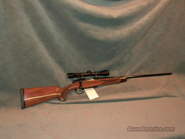 Browning Medallion 204 Ruger w/scope  Guns > Rifles > Browning Rifles > Bolt Action > Hunting > Blue