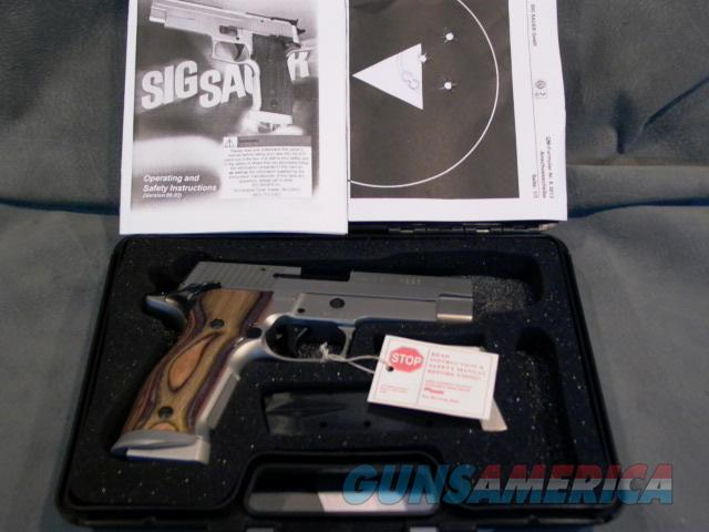 SigSauer X-Five P226 9mm Short and Smart  Guns > Pistols > Sig - Sauer/Sigarms Pistols > P226
