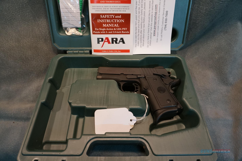 Para USA Warthog 45ACP w/box  Guns > Pistols > Para Ordnance Pistols