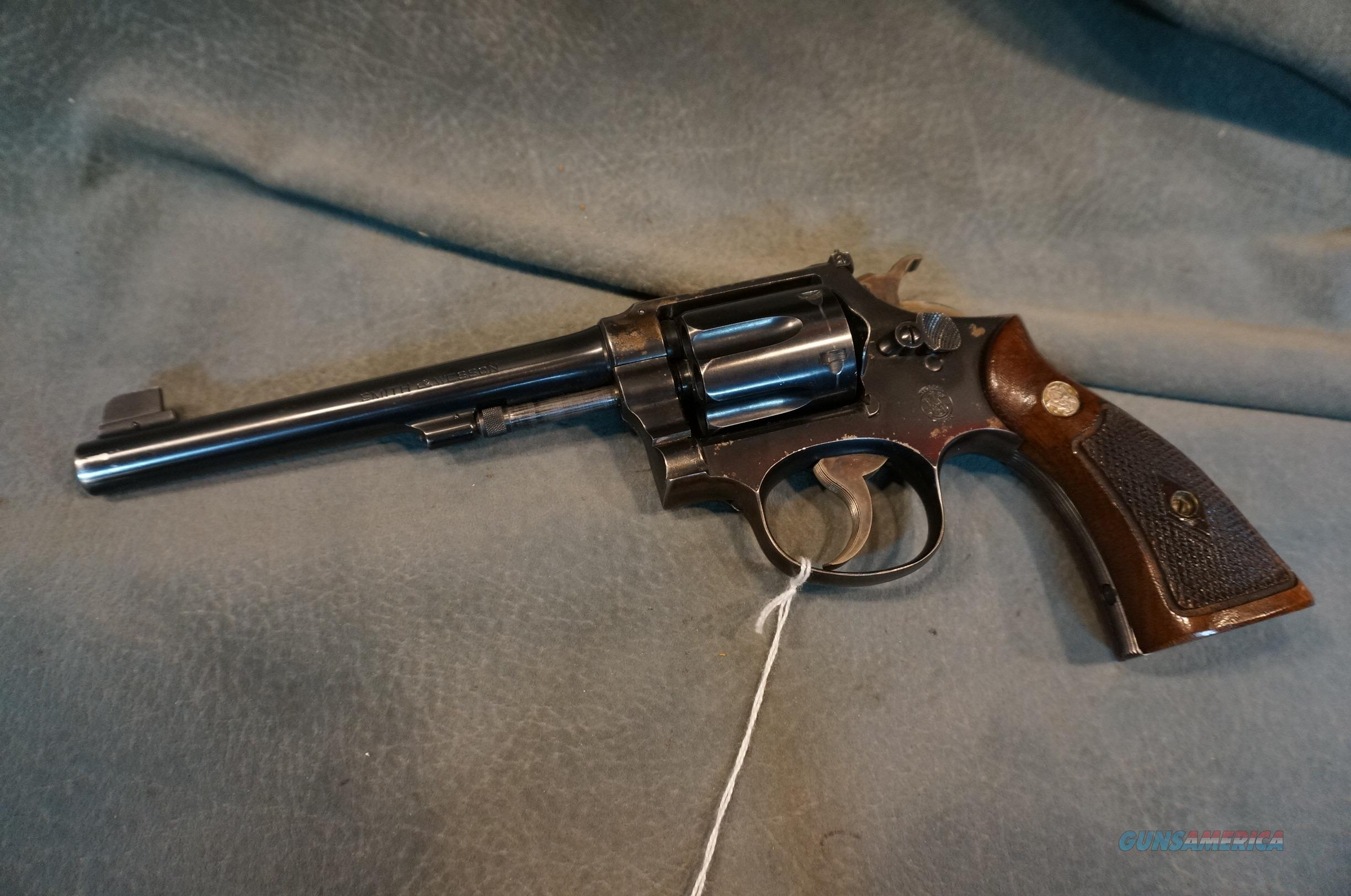 S+W Target Model M+P 1905 4th change 38sp  Guns > Pistols > Smith & Wesson Revolvers > Pre-1945