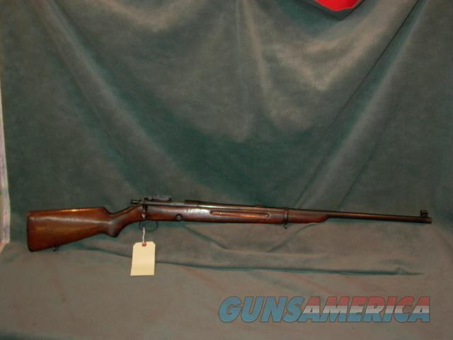 Winchester Model 52 22LR  Guns > Rifles > Winchester Rifles - Modern Bolt/Auto/Single > Other Bolt Action