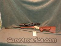 E Arthur Brown 97D 30x30  Custom Rifles > Other