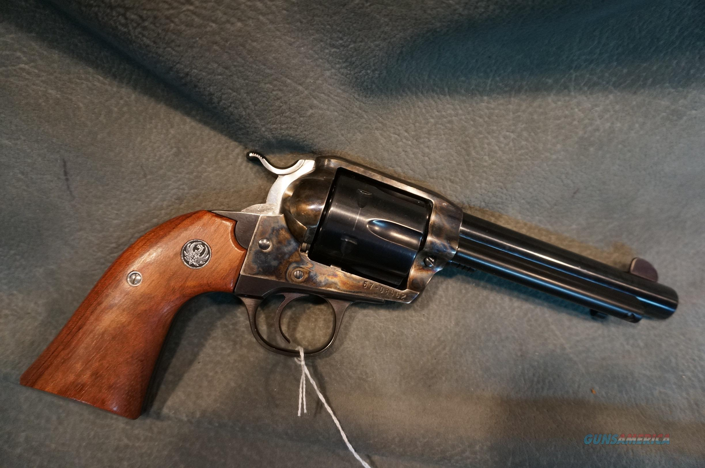 Ruger Bisley Vaquero 45LC   Guns > Pistols > Ruger Single Action Revolvers > Blackhawk Type