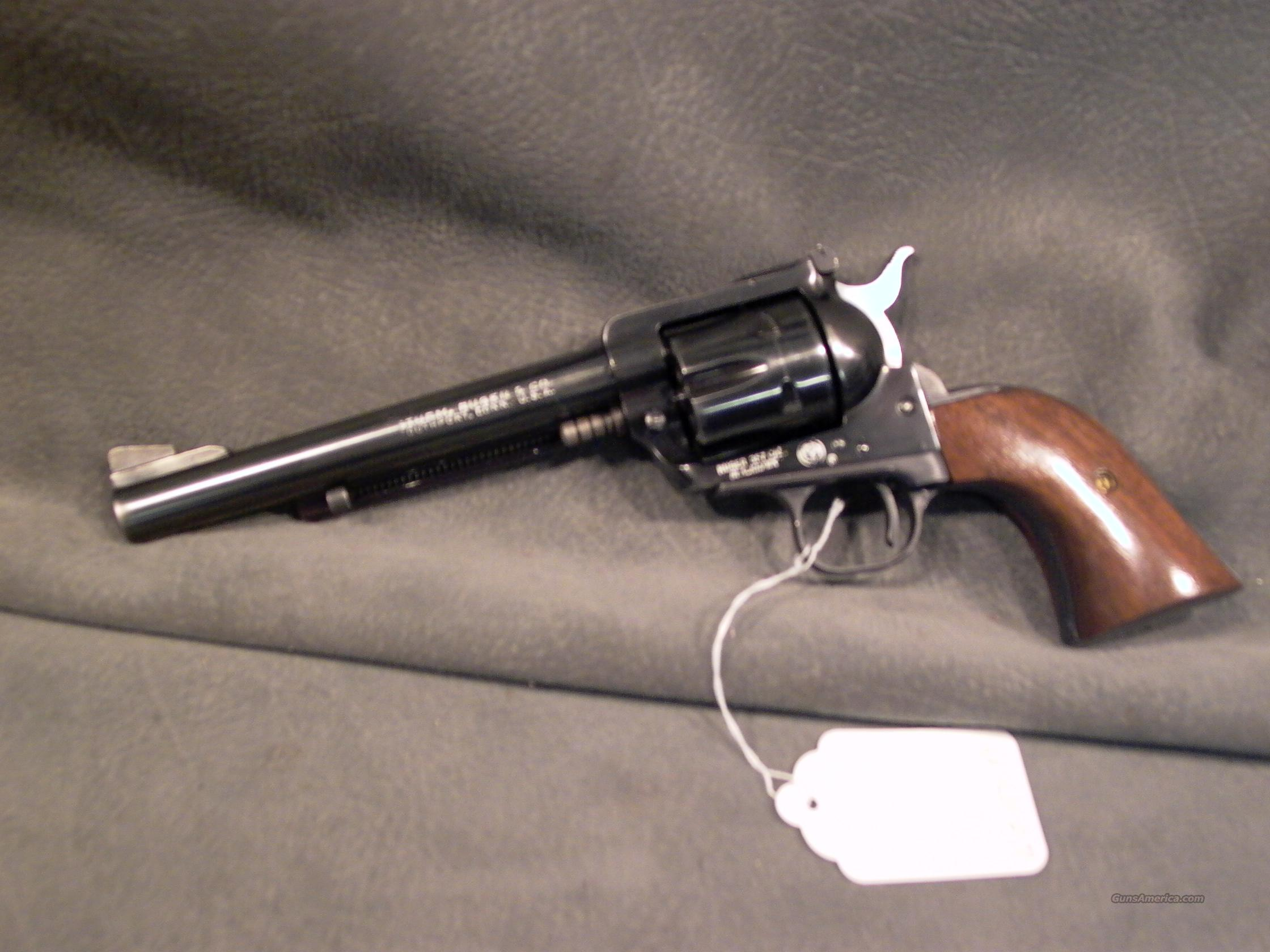 "Ruger OM Blackhawk 357Mag 6 1/2""  Guns > Pistols > Ruger Single Action Revolvers > Blackhawk Type"