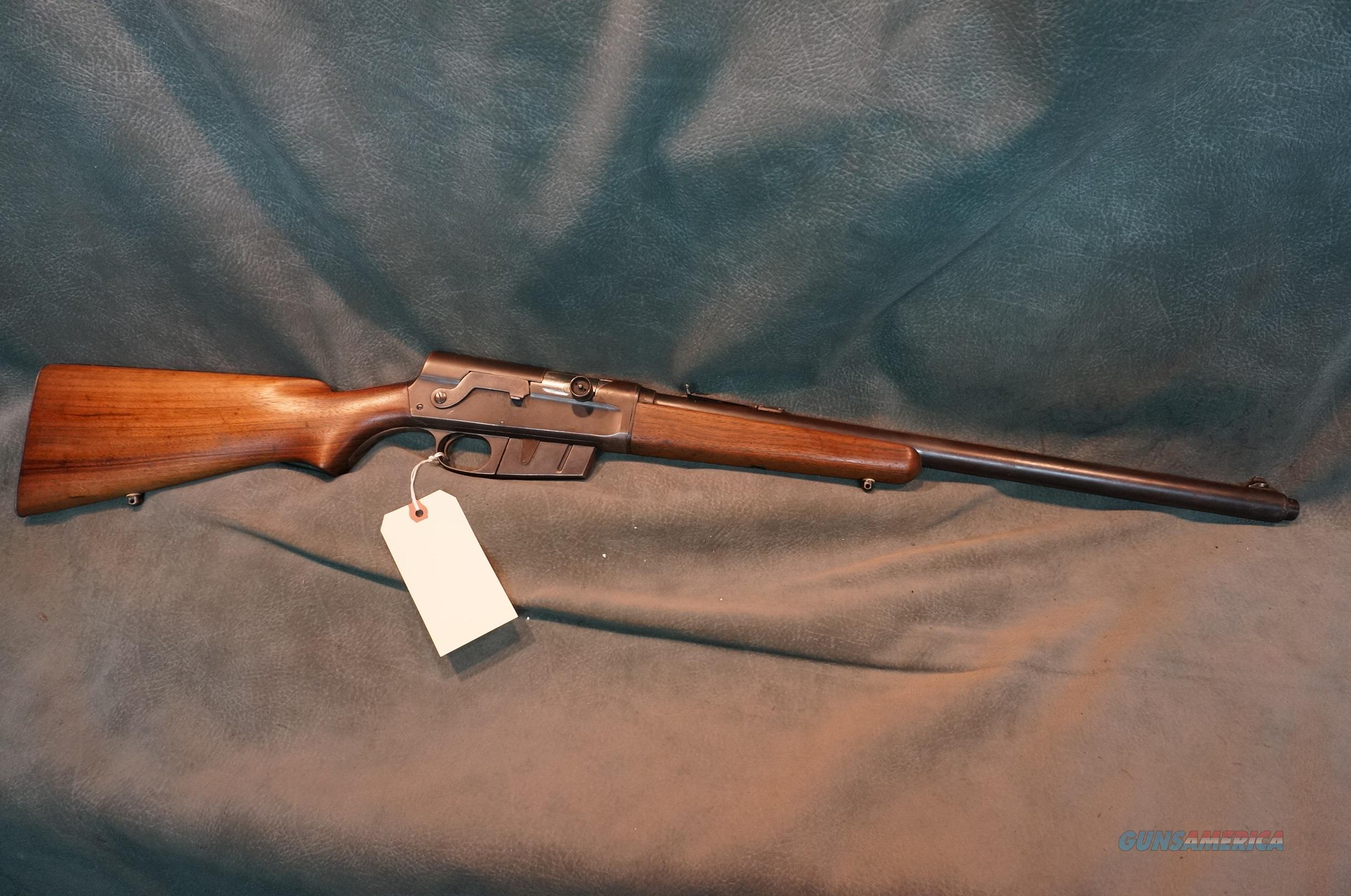 Remington Model 81 San Quentin Prison 300Savage  Guns > Rifles > Remington Rifles - Modern > Other