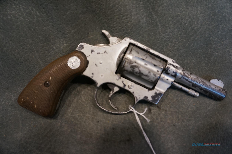 """Colt Cobra 38Sp 3""""  Guns > Pistols > Colt Double Action Revolvers- Modern"""