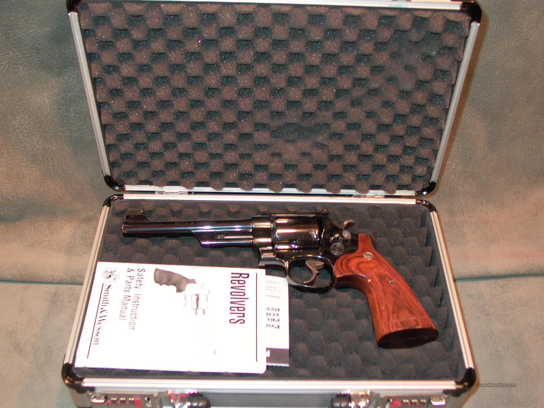 Smith & Wesson M 25-10 Performance Center  Guns > Pistols > Smith & Wesson Revolvers > Full Frame Revolver