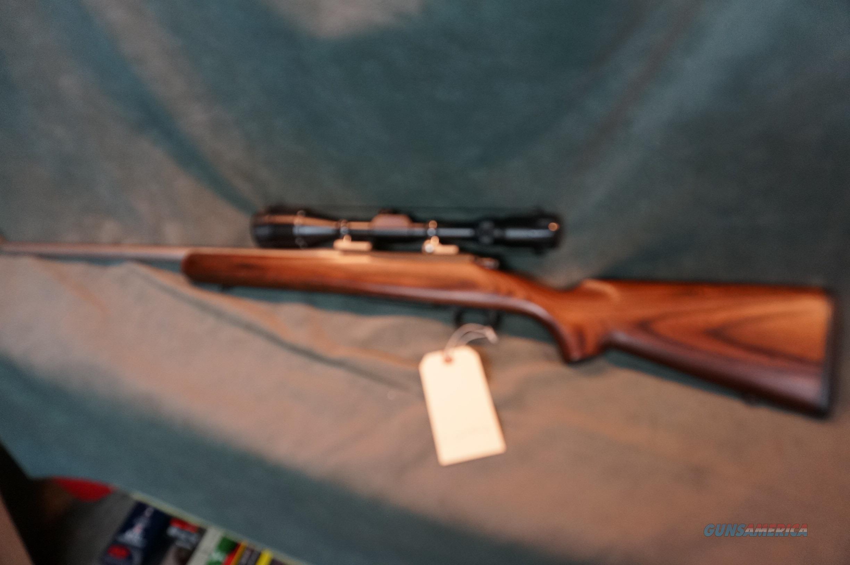 Winchester Model 70 Coyote 7mmWSM w/Shepherd scope  Guns > Rifles > Winchester Rifles - Modern Bolt/Auto/Single > Model 70 > Post-64