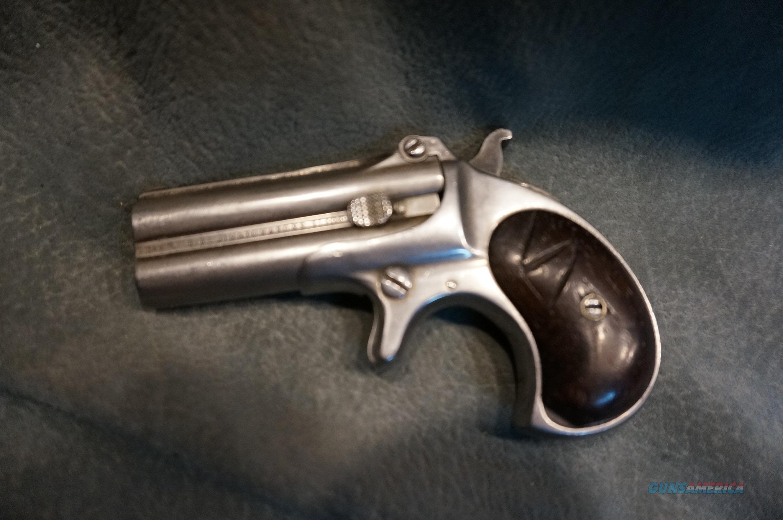 Remington Derringer Rare 1 of 100,Model No 1 First Variant  Guns > Pistols > Remington Derringers