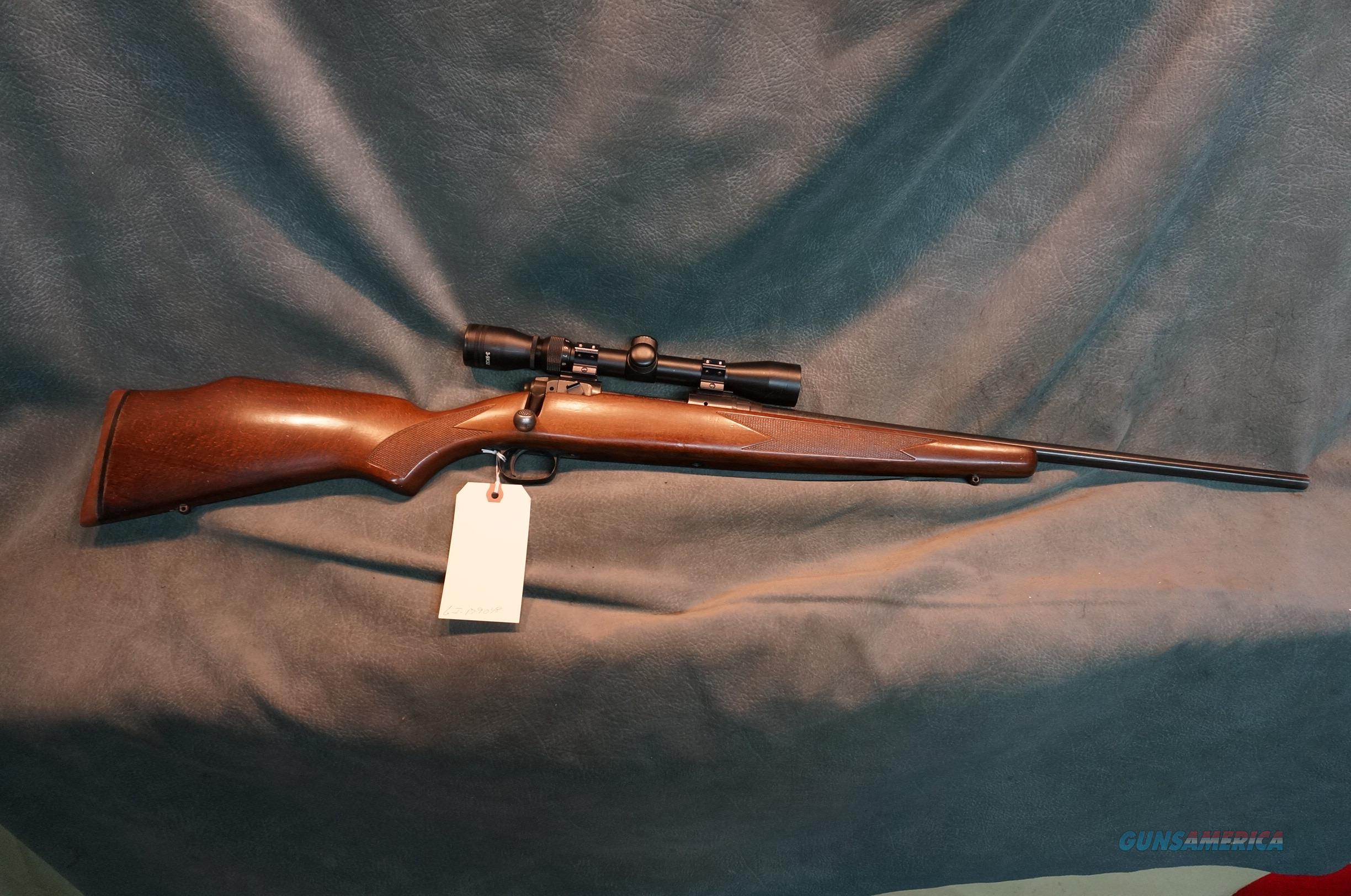 Savage Model 10 243Win with 3-9X scope  Guns > Rifles > Savage Rifles > 10/110