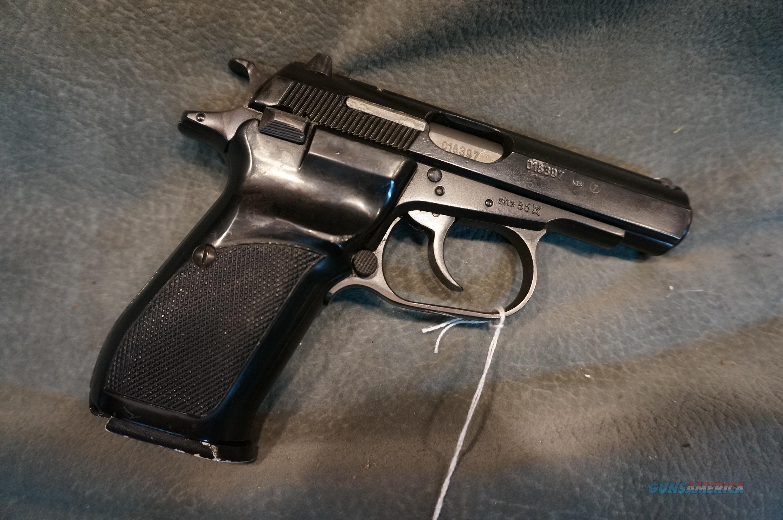 CZ M82 9x18  Guns > Pistols > CZ Pistols
