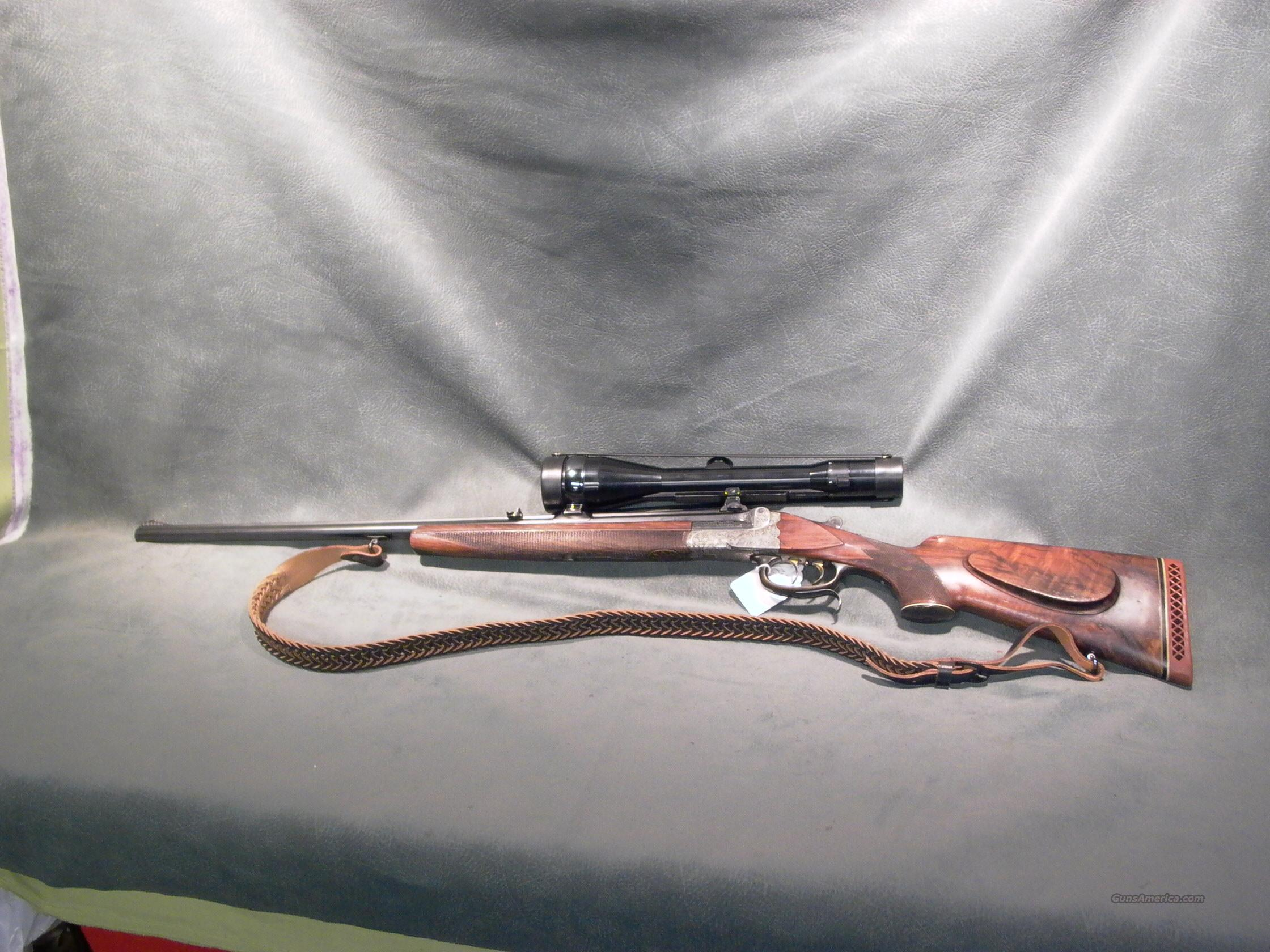 Zehner 7X65 Single Shot  Guns > Rifles > Custom Rifles > Other