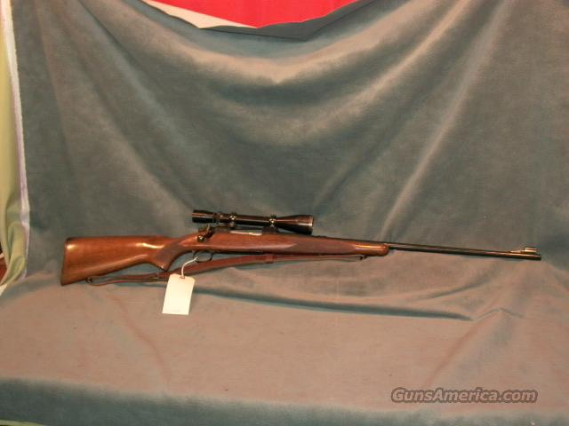 Winchester Pre 64 M70 220Swift  Guns > Rifles > Winchester Rifles - Modern Bolt/Auto/Single > Model 70 > Pre-64