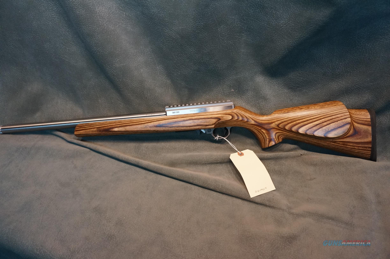 Volquartsen Classic 17WSM brown laminated stock NIB  Guns > Rifles > Volquartsen