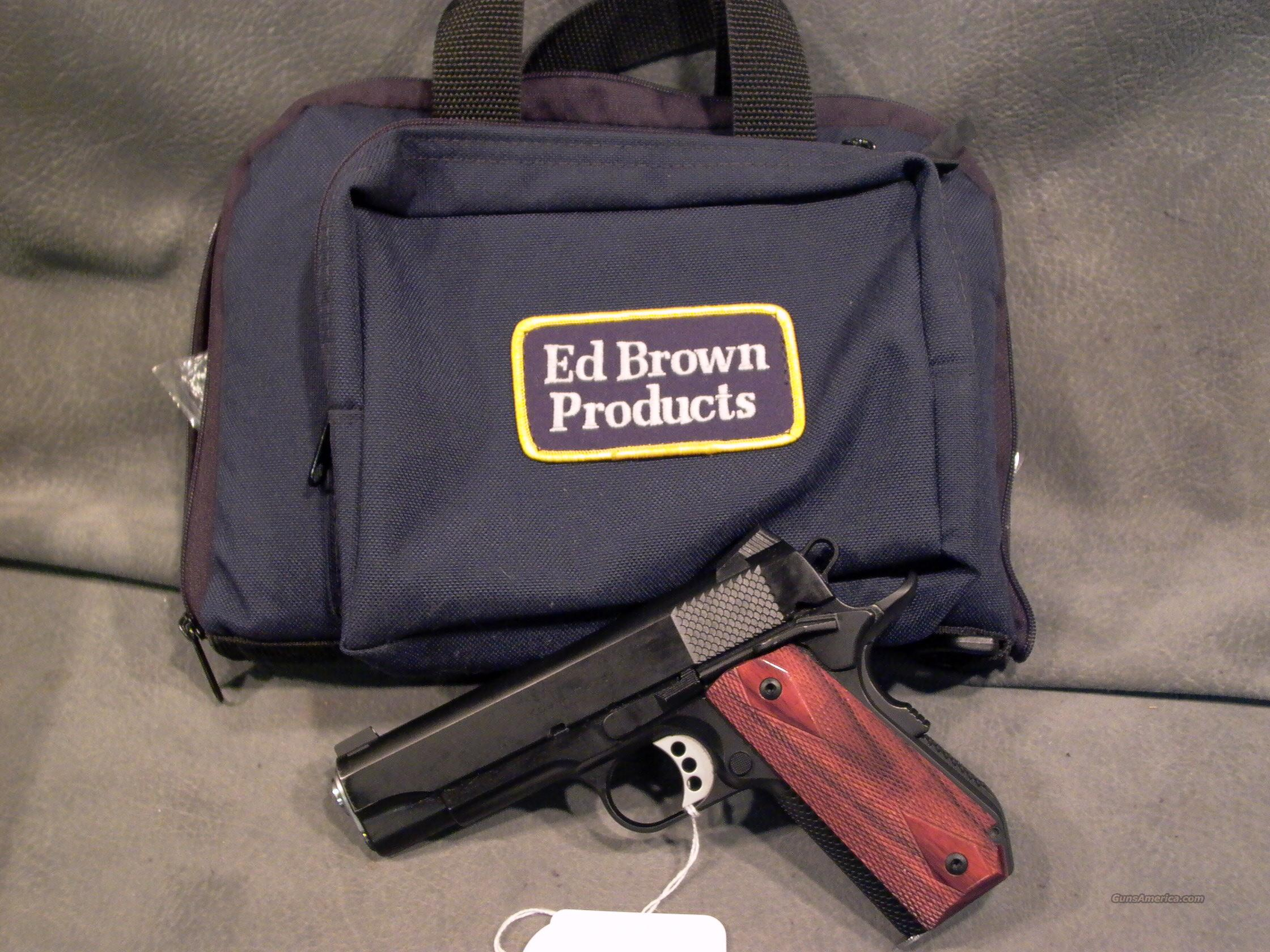 Ed Brown Kobra Carry 45ACP  Guns > Pistols > Ed Brown Pistols