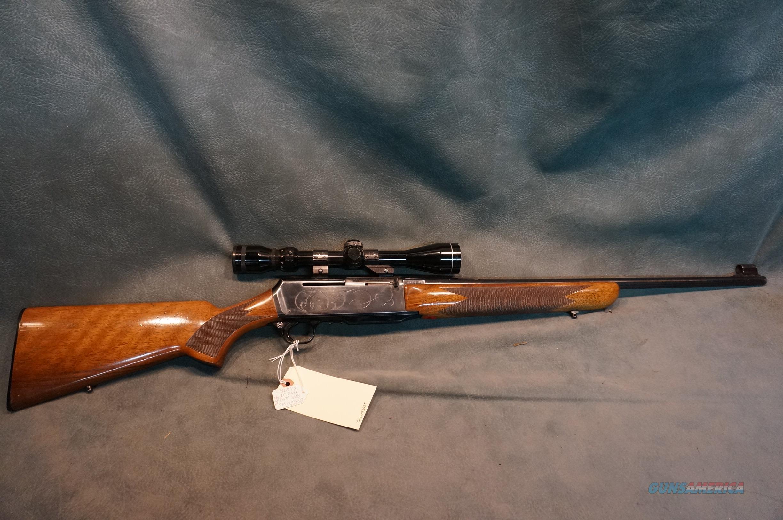 Belgium Browning BAR Grade II 243Win  Guns > Rifles > Browning Rifles > Semi Auto > Hunting