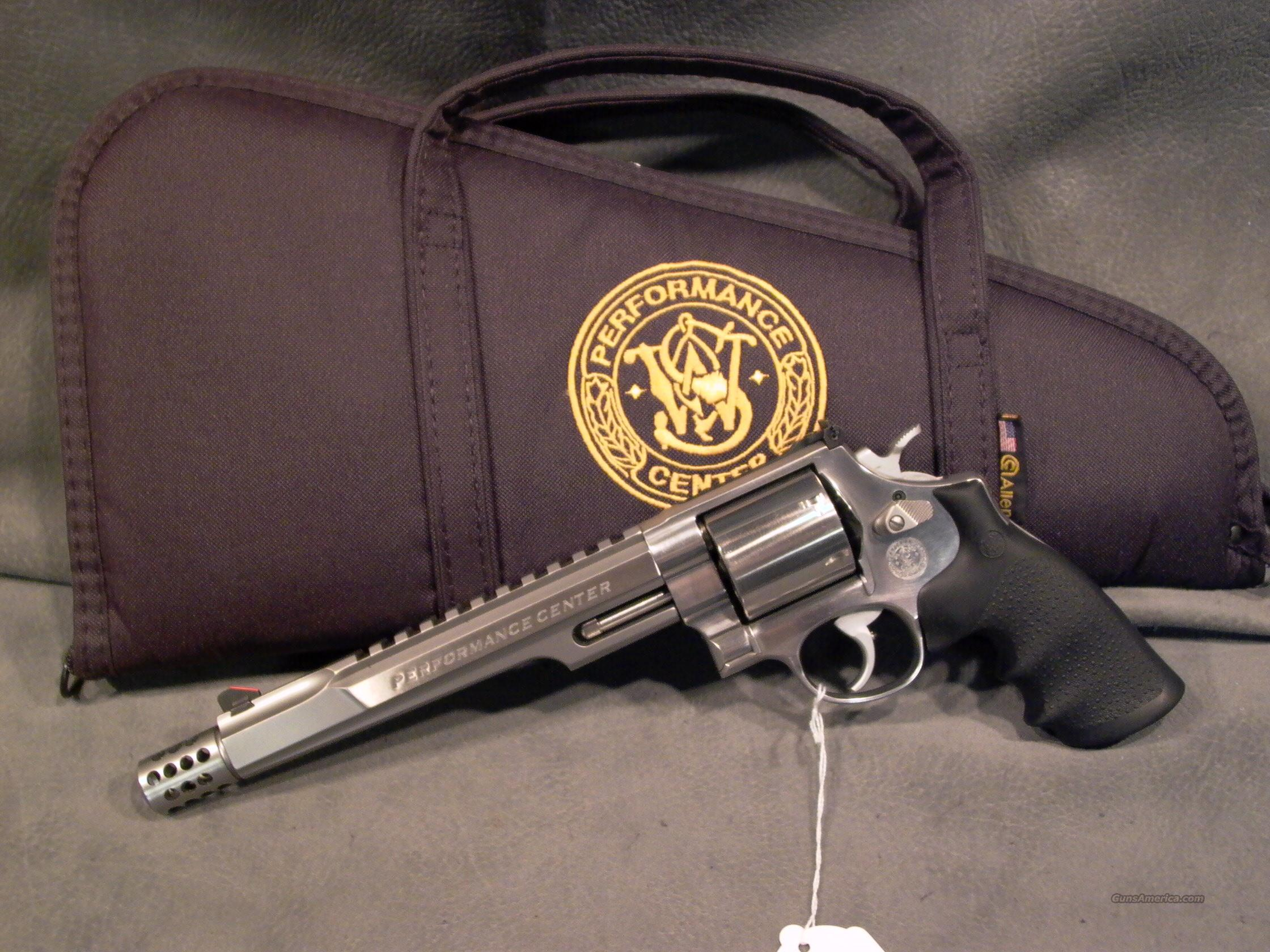 S+W M629-7 PC 44 Magnum Hunter  Guns > Pistols > Smith & Wesson Revolvers > Performance Center