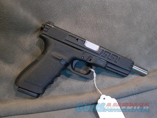 Glock 10mm 9x25 with custom slide and barrel  Guns > Pistols > Glock Pistols > 29/30/36