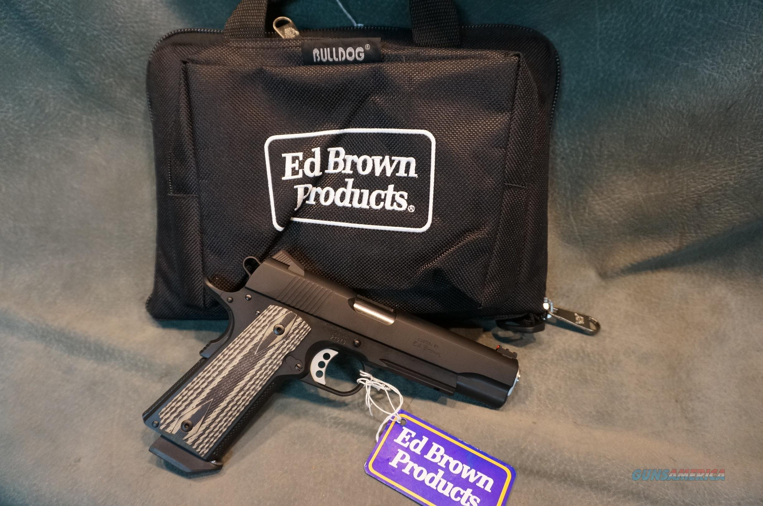 Ed Brown Special Forces Light Rail 45ACP NIP  Guns > Pistols > Ed Brown Pistols
