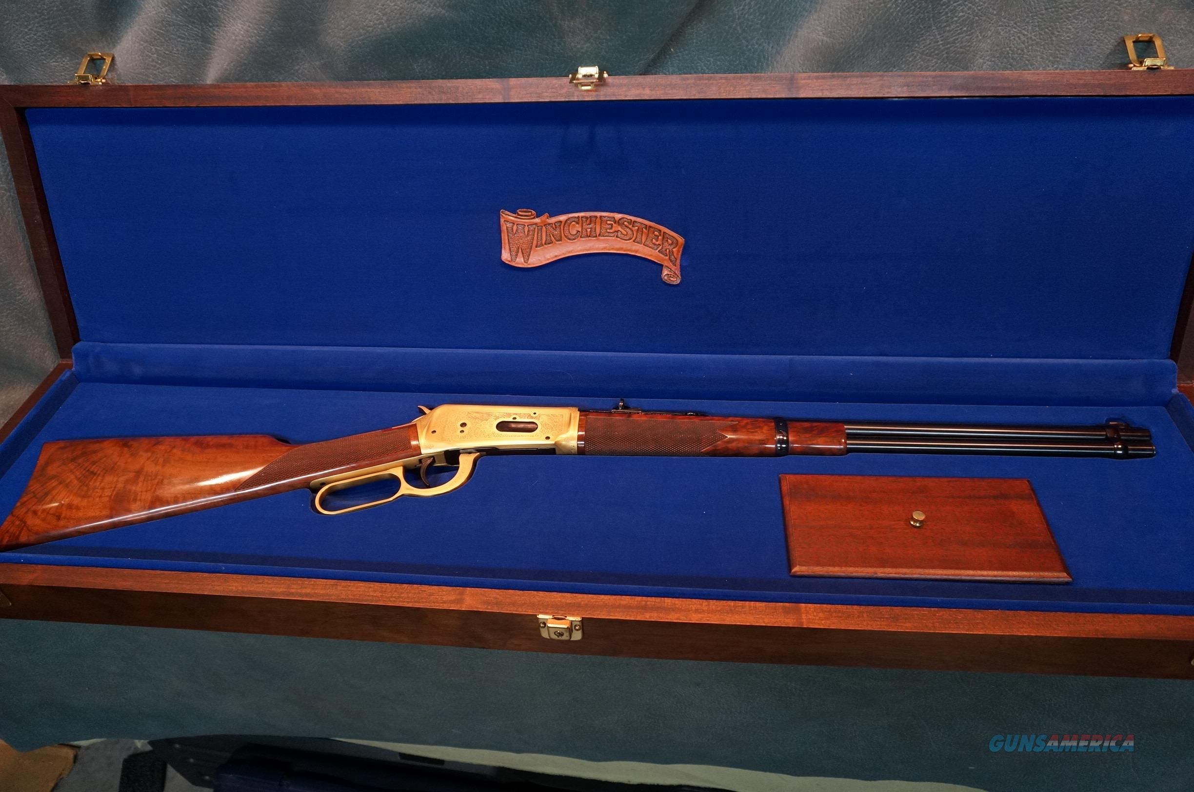 Winchester Model 94 Limited Edition II 30x30 NIB with factory display case!  Guns > Rifles > Winchester Rifle Commemoratives